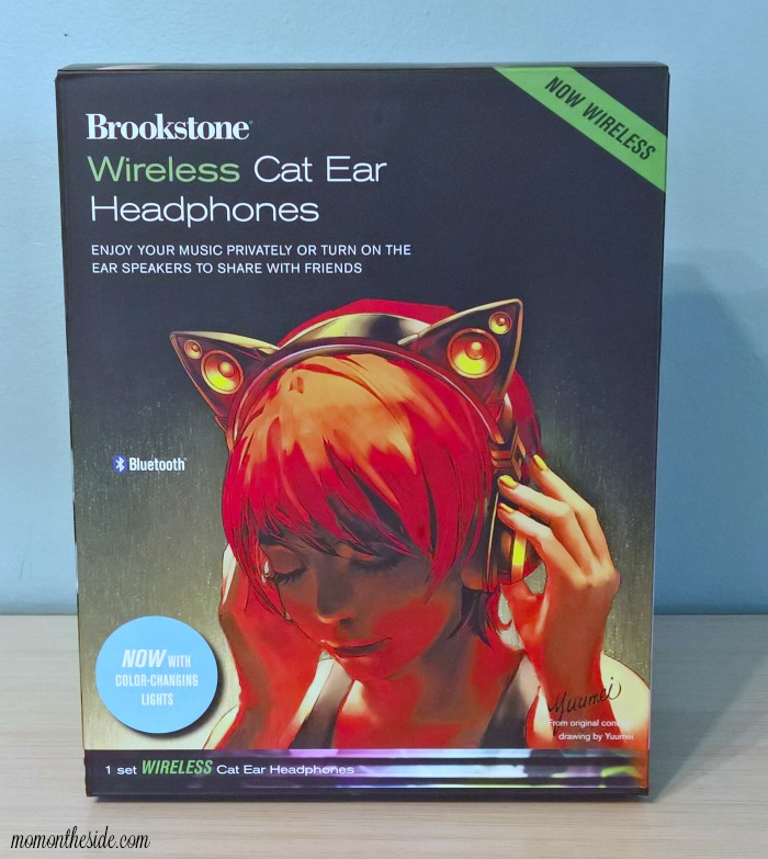 Meow-tastic Fun with Wireless Cat Ear Headphones with Color-Changing Lights