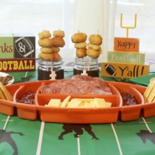 Ad: Deliciously Amazing Football Finger Food Party