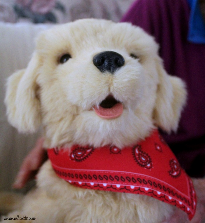 Joy For All This Holiday Season with Companion Pets by Hasbro