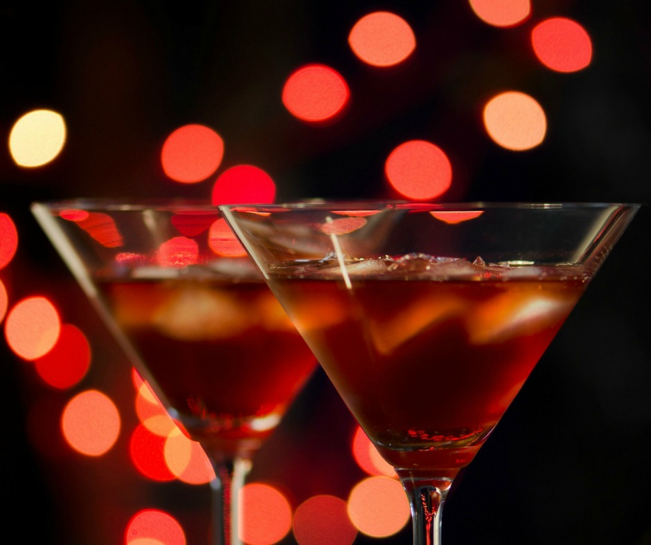 Valentine's Day Cocktails and Adult Drinks