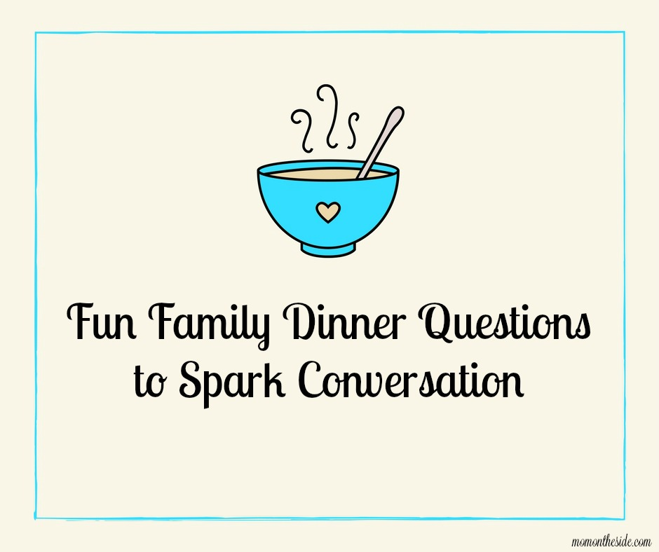 Fun Family Dinner Questions to Spark Conversation
