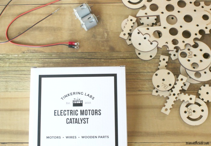 Get Your Motor Running with Tinkering LabsGet Your Motor Running with Tinkering Labs