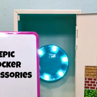 Epic Locker Accessories for Boys and Girls