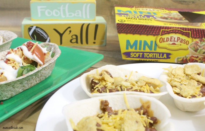 Touchdown Taco Boats Two Ways
