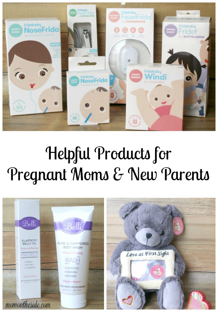 Helpful Products for Pregnant Moms and New Parents