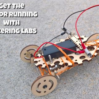 Get the Motor Running with Tinkering Labs