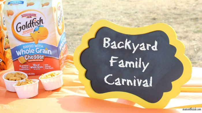 Backyard Family Carnival