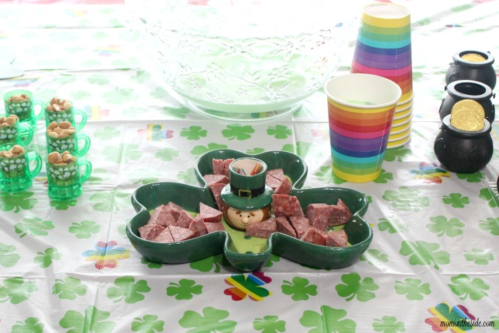St. Patrick's Day Family Party Ideas
