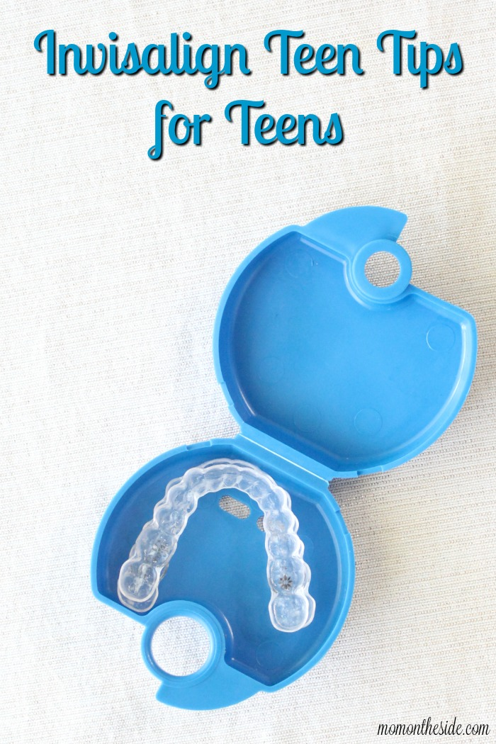 Invisalign Teen Tips for Teens