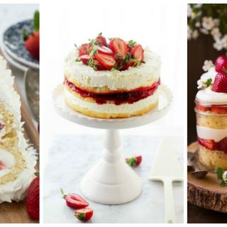 25 Different Ways to Make Strawberry Shortcake