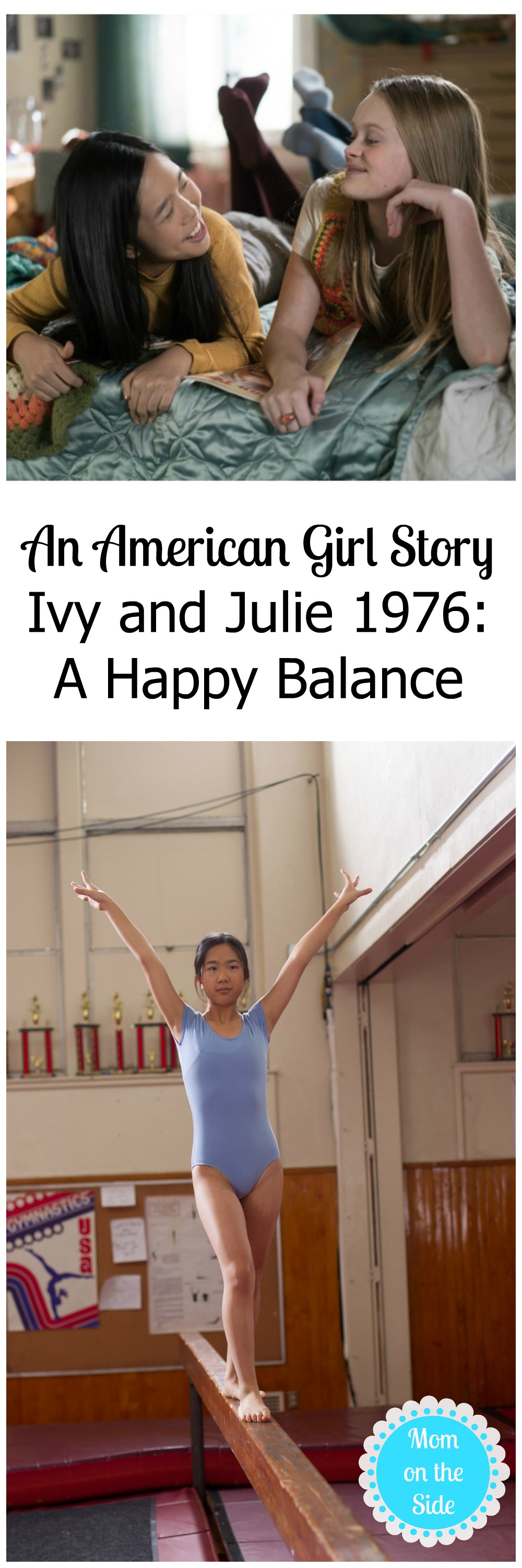 The new Amazon Original: An American Girl Story - Ivy and Julie 1976: A Happy Balance is coming to Amazon Prime on March 24th.