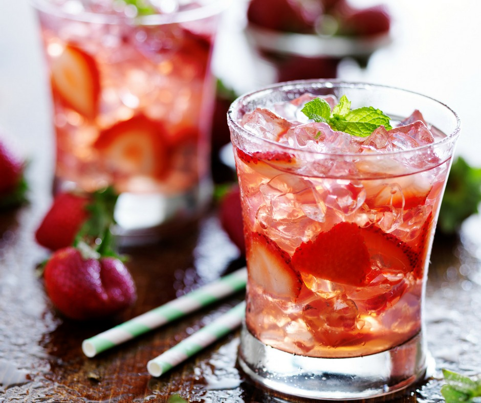 Best Strawberry Cocktail Recipes For Spring And Summer