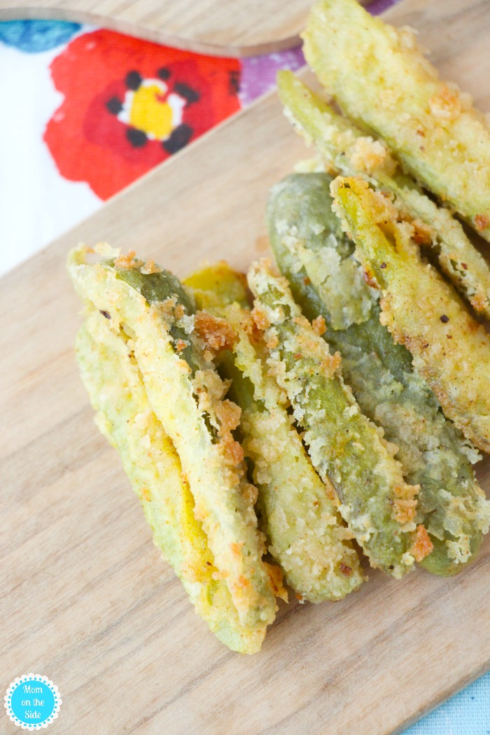 How to Make Fried Pickles