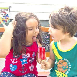 Sweet MOMents with Budget Saver Twin Pops