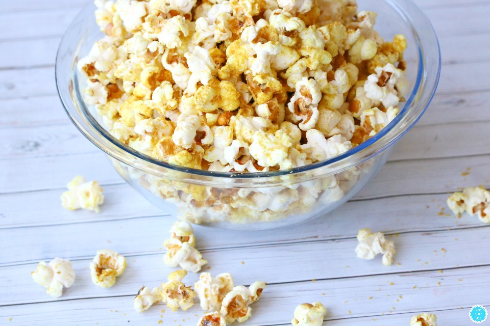 Cheesy Popcorn Recipes