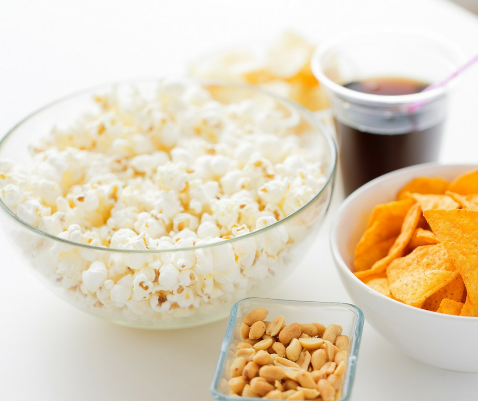 Family Movie Nights Snacks