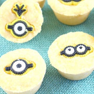 Homemade Minions Bath Bomb for Kids