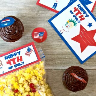 4th of July Printables for your Party