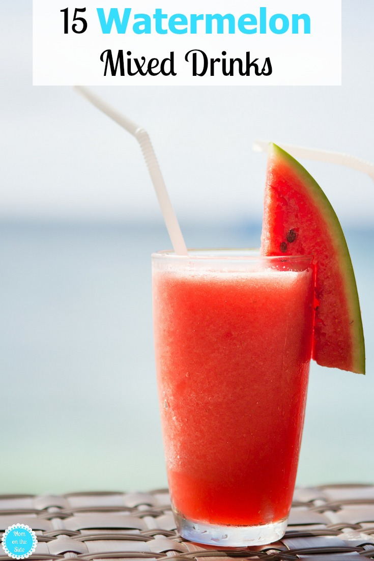 watermelon juice mix