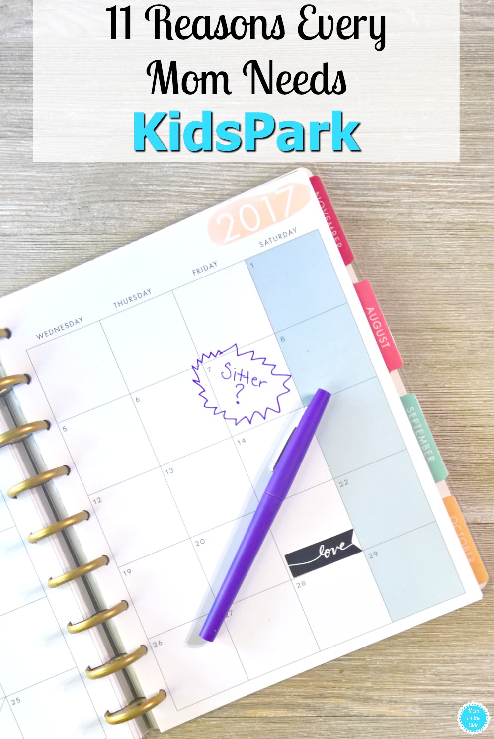 Reasons Moms Need KidsPark