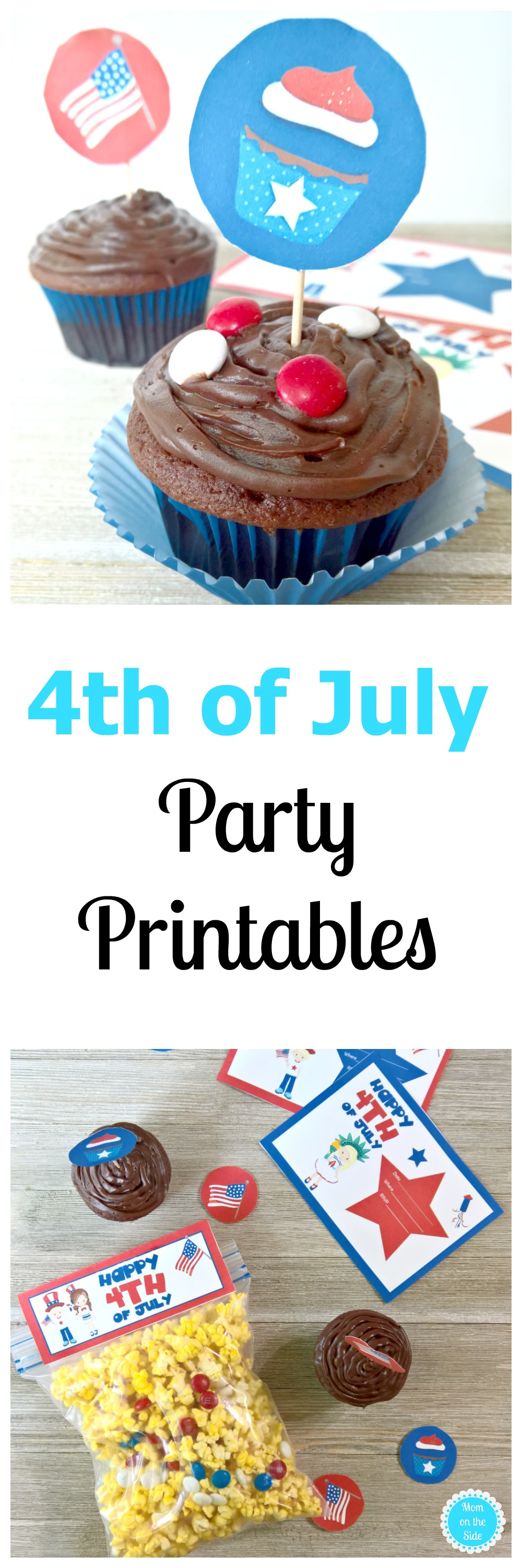 Printables for 4th of July