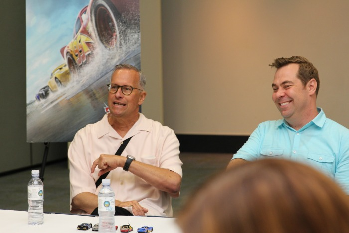 Final Cars 3 Interviews with Producer Kevin Reher