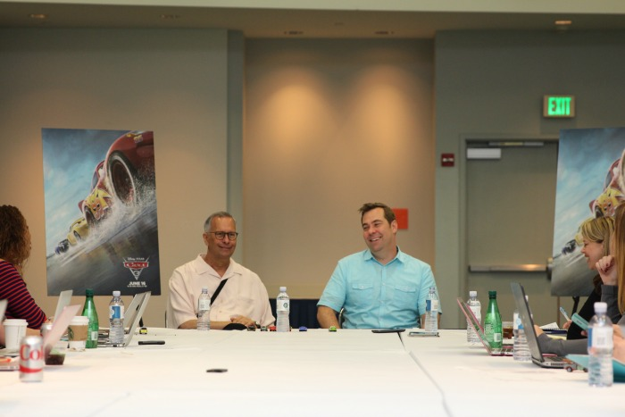 Final Cars 3 Interviews with Creators