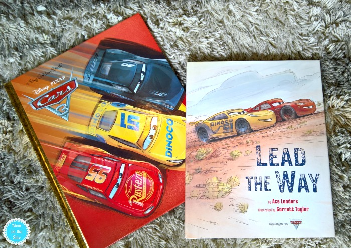 Cars 3 Toys and Books