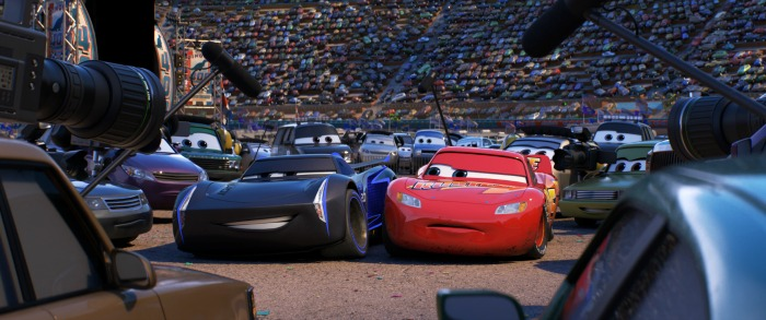 Jackson Storm Cars 3 Movie Quotes