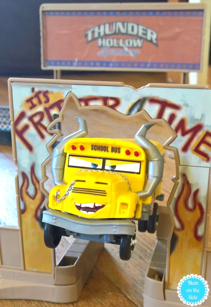 Cars 3 Toys Miss Fritter