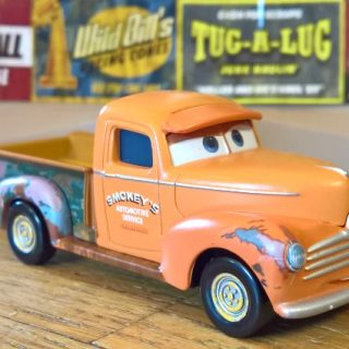 Cars 3 Toys Smokey Die-Cast