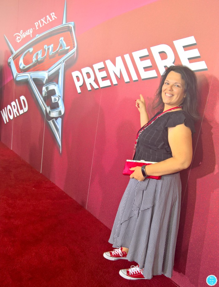 Cars 3 World Premiere Photo
