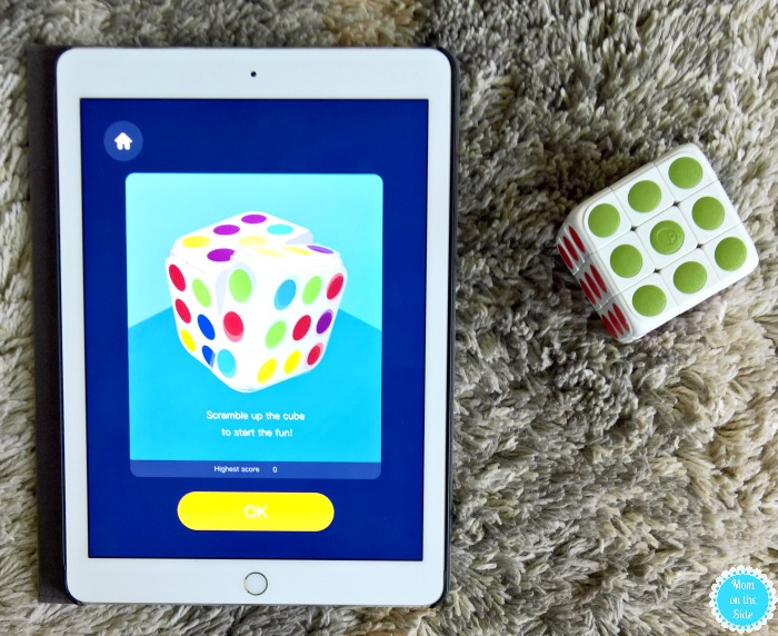 Cube-tastic Puzzle Cube with App