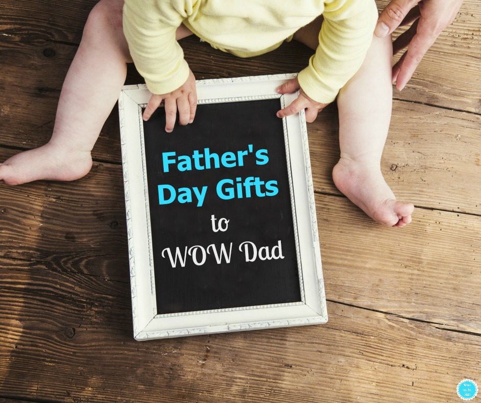 Father's Day Gifts Guide 2017