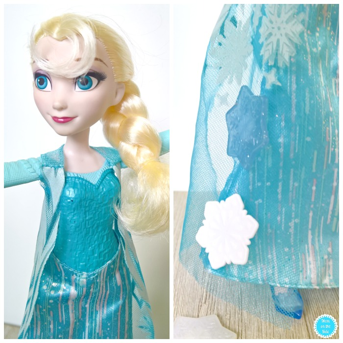 Frozen Movie Bingo and Elsa Doll