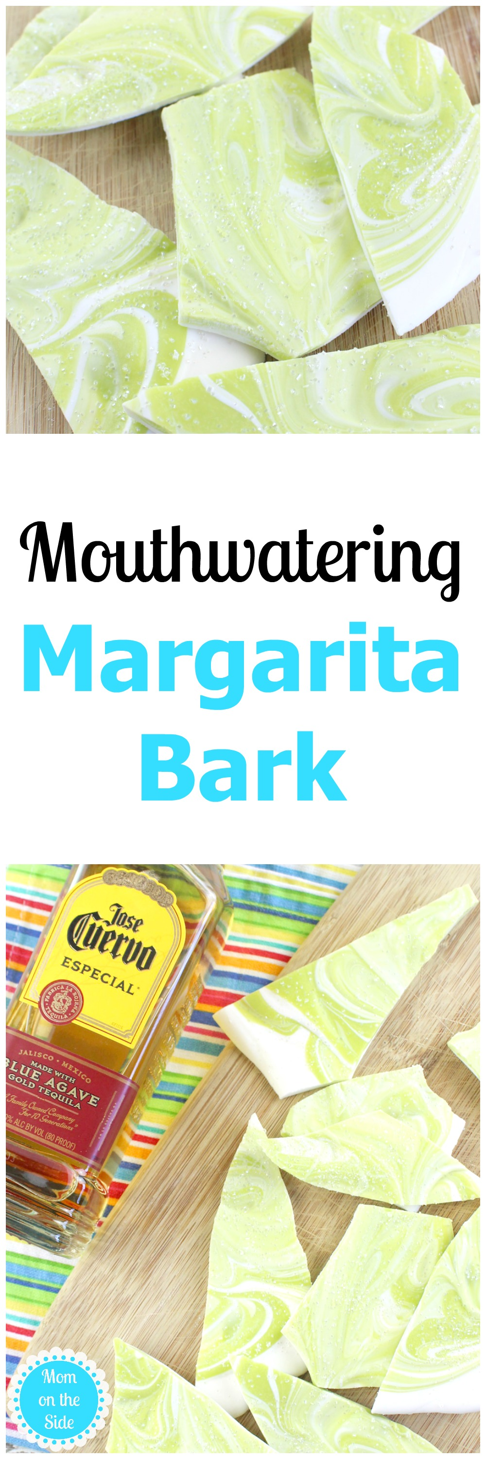 How to Make Margarita Bark