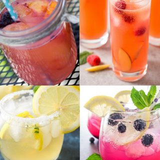 Lots of Mouthwatering Lemonade Recipes for Summer