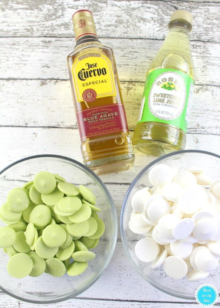Margarita Bark Ingredients