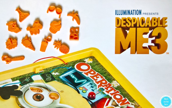 Minions Games: Operation from Hasbro