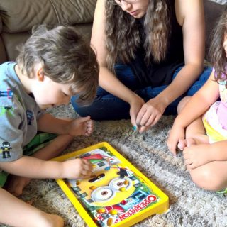 New Minions Games for Family Game Night + Giveaway