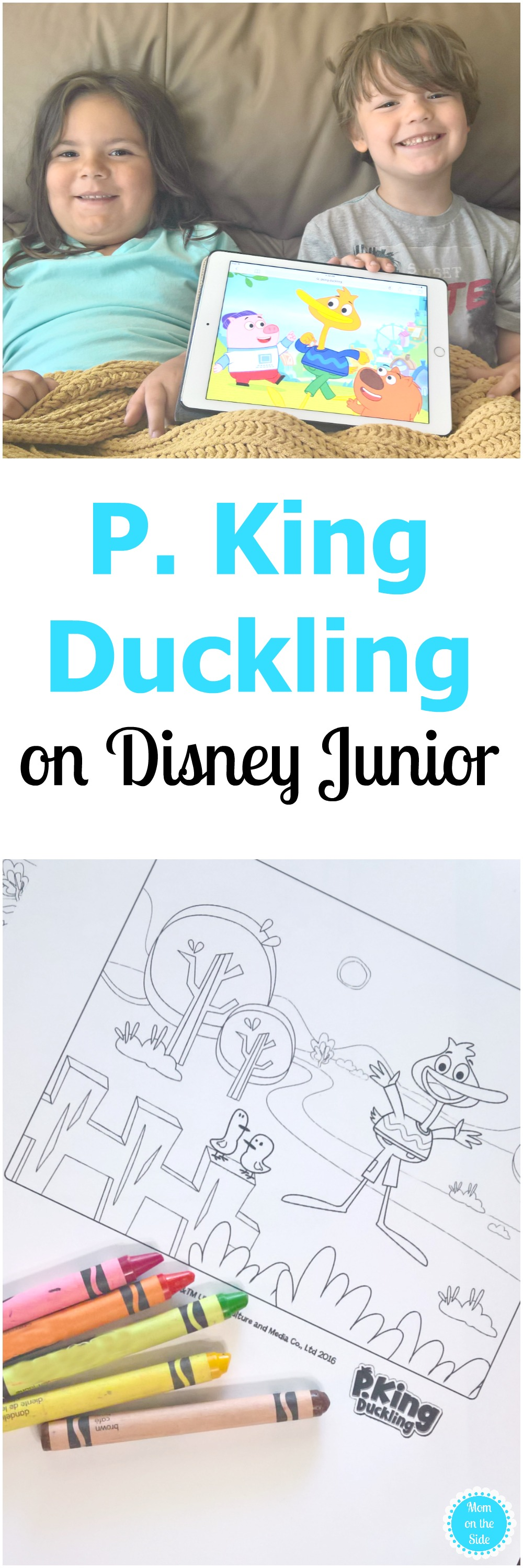 Now Show P. King Duckling on Disney Junior