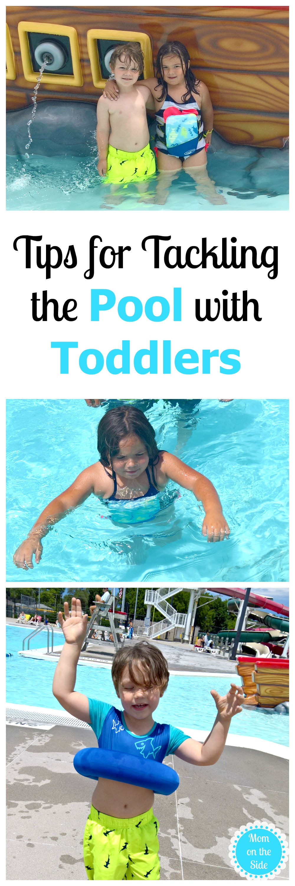 Best Tips for Tackling the Pool with Toddlers this Summer