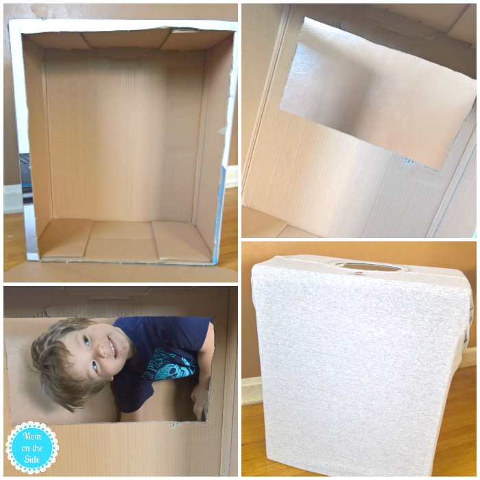 How to Make a DIY Puppet Show Stage