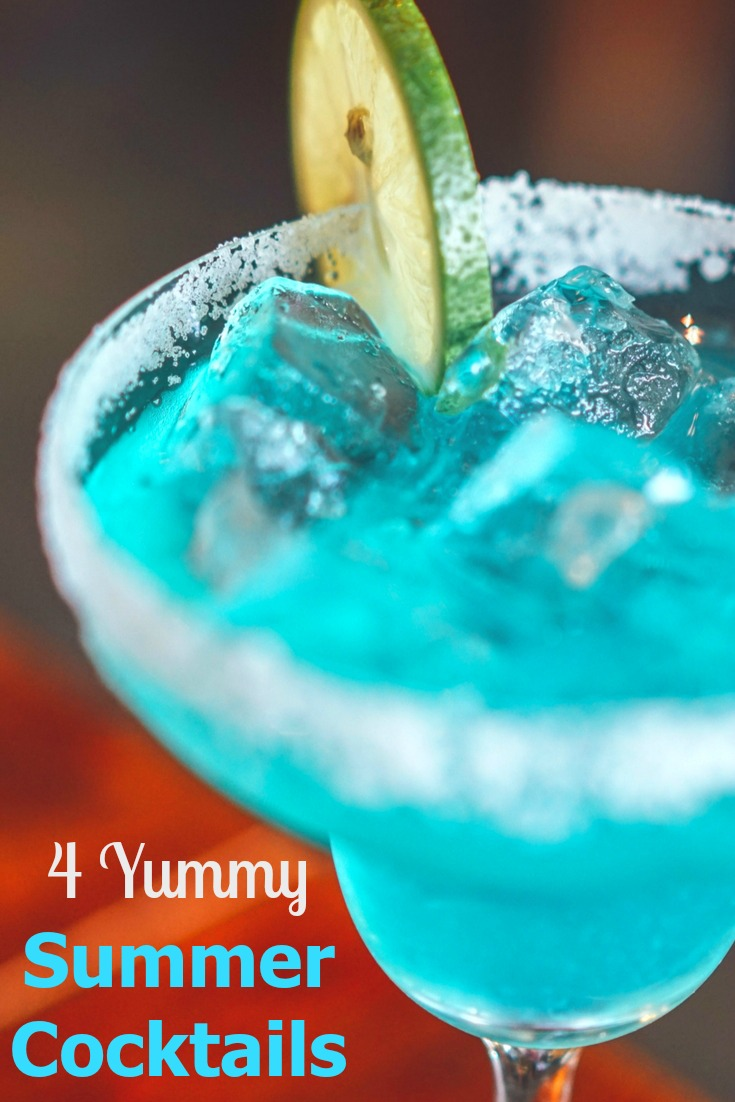 4 Summer Cocktails Recipes to Sip On