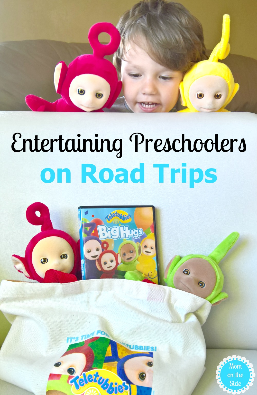 Tips for Entertaining Preschoolers on Road Trips
