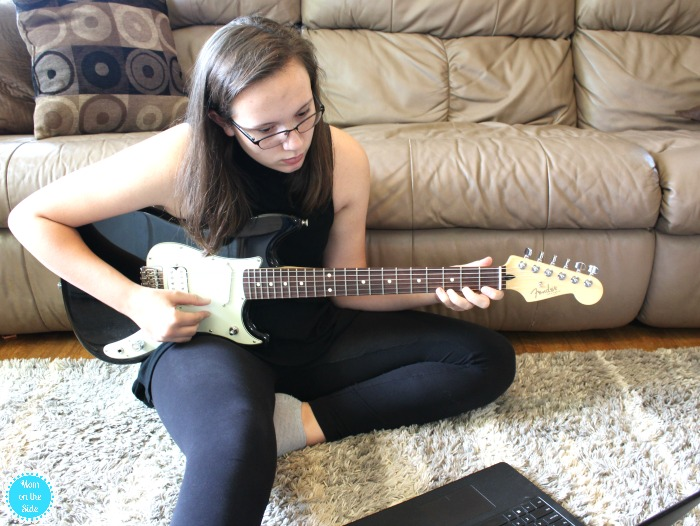 Everything Teens Need to Learn Guitar at Home Online