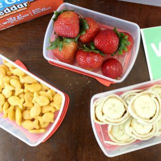 Smile-worthy Preschool Lunches that Require Little Effort