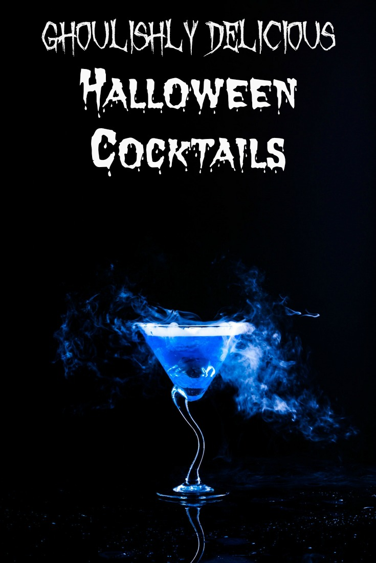 Ghoulishly Delicious Halloween Cocktails Every Adult Halloween Party Needs