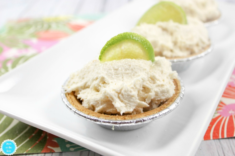 How to Make Margarita Cake Mix Mini Pies