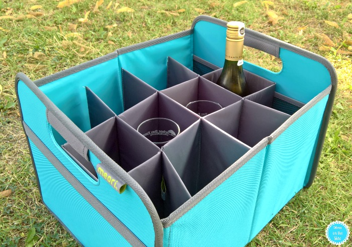 meori Wine Carrier is a must have for wine lovers!